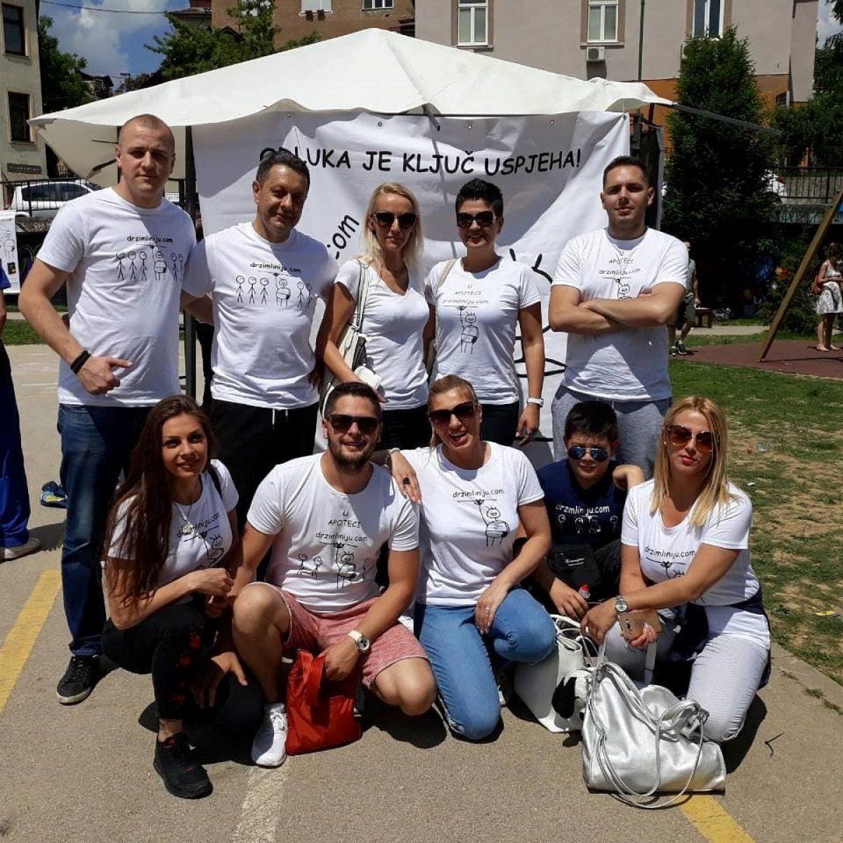 Sarajevo ljubavi moja – držim liniju!
