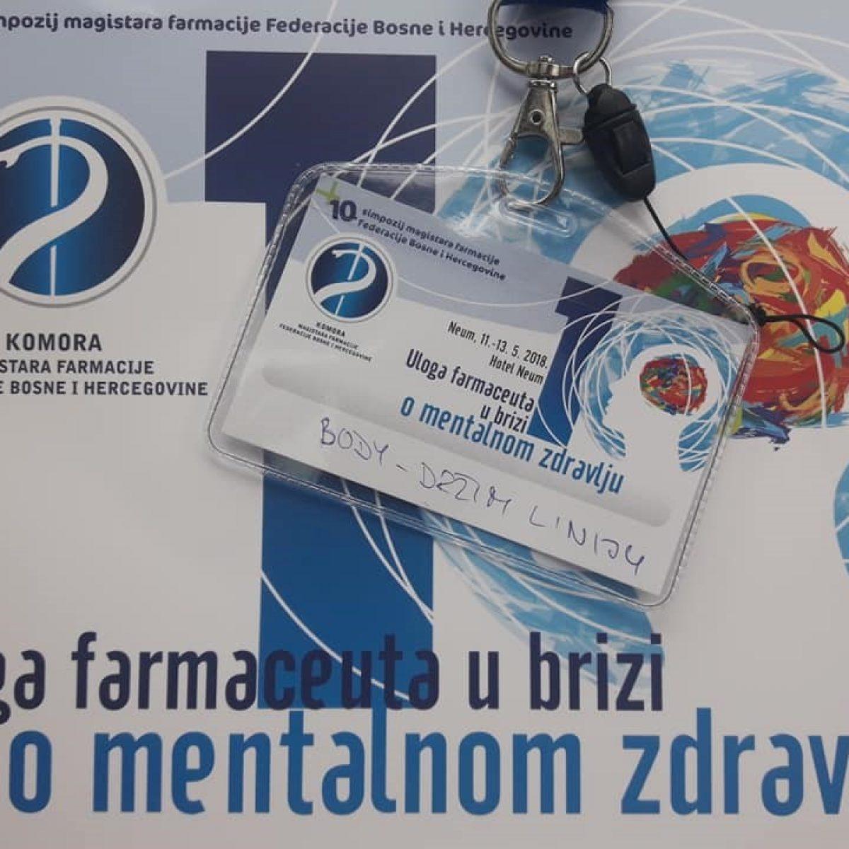 Neum, 10. simpozij magistara farmacije FBiH