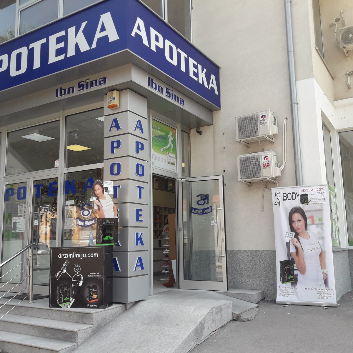 Promocije u apoteci/ljekarni